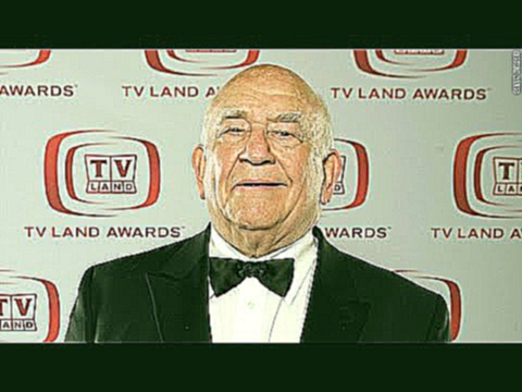 Ed Asner Interview | AfterBuzz TV's Spotlight On