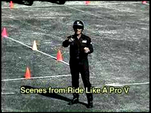 Motorman's Ride like a pro Motorcycle Safety Training Video