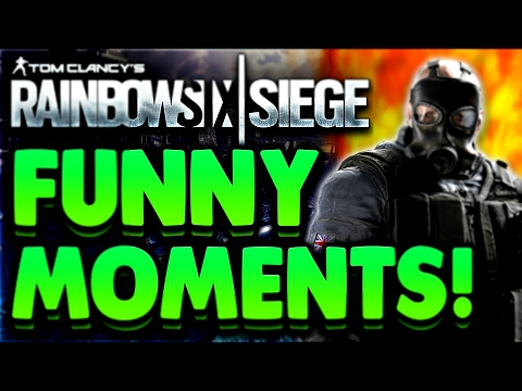 Rainbow six Siege|Drone Hide 'N' Seek, Hiding on air force one, Funny Moments