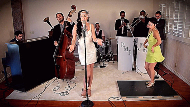 Bad Romance - Vintage 1920's Gatsby Style Lady Gaga Cover ft. Ariana Savalas & Sarah Reich. 2015