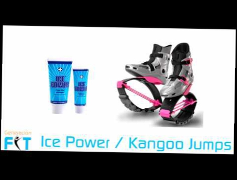 Tupper Fit: Ice Power y Kangoo Jumps