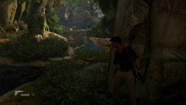 Uncharted 4: A Thief's End - Gameplay Video PlayStation Experience 2014