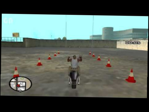 GTA San Andreas - the Wheelie - Bike School
