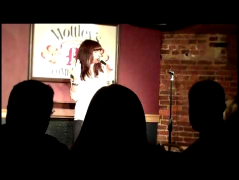 Chelsea White at Mottley's Comedy Club, Boston