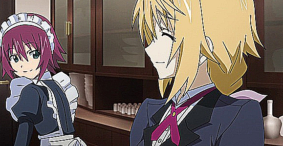 IS: Infinite Stratos [TV-2]/ Необъятные небеса [ТВ-2] 1 серия [Eladiel & Silv & Lupin]