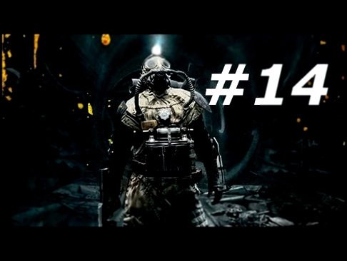 Metro Last Light Gameplay Walkthrough-Chapter 7-Part 14-Anna