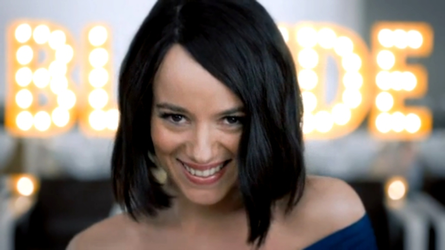 Alizee - Blonde Official Music Video 2014