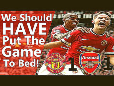"""That Draw has Deflated Me"" 