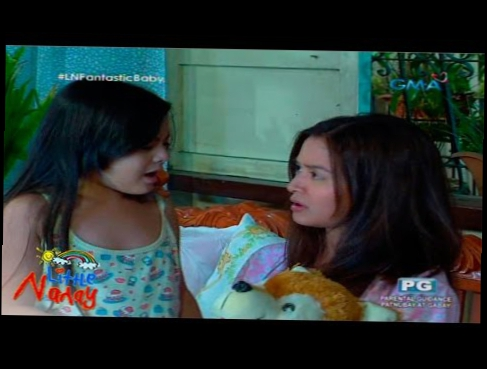 Little Nanay: Mother and daughter quarrel