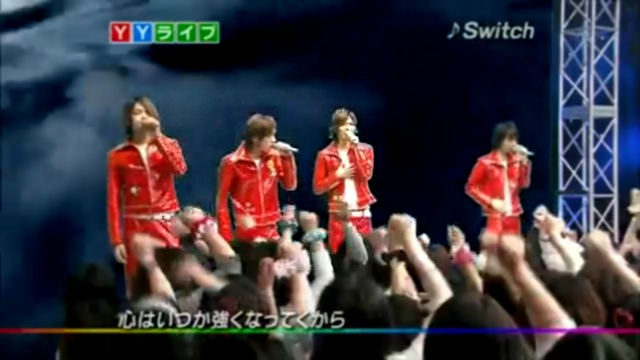 Hey! Say! BEST - Switch YY Jumping 2010.04.03