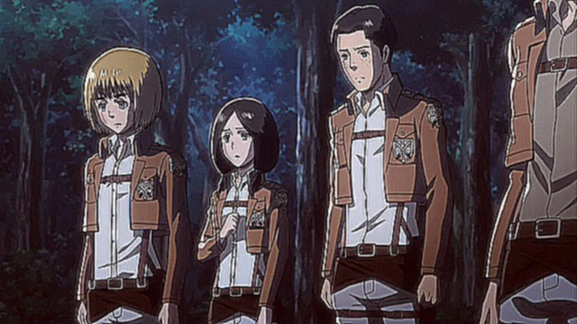 Attack on Titan OVA-3 озвучка Cuba77 & Trina.D