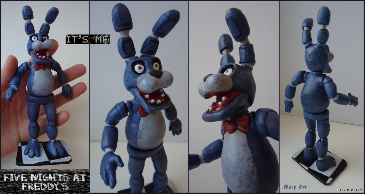 Survive the NightFive Nights at Freddy\'s 2 song поёт Toy bonny